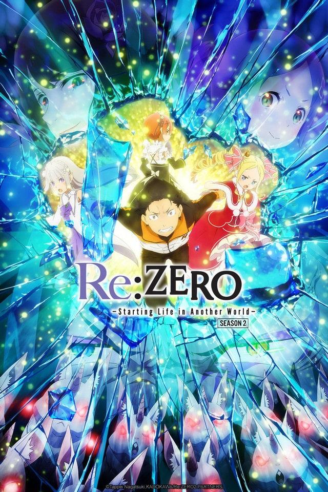 Re:ZERO -Starting Life in Another World- Season 2