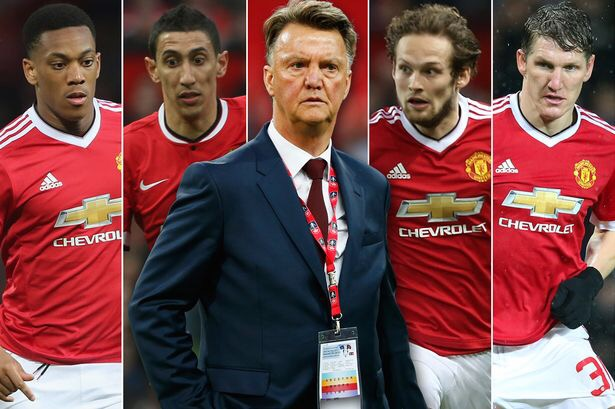 See The 4 Mistakes Louis Van Gaal Made At Manchester United,Number 4 Will Shock You!