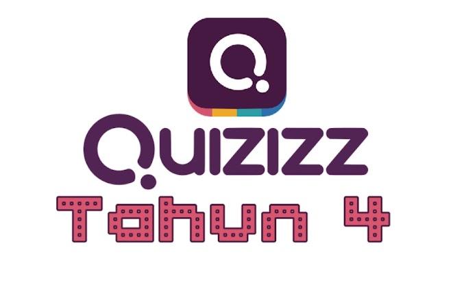 Soalan Quizizz Matematik Tahun 4