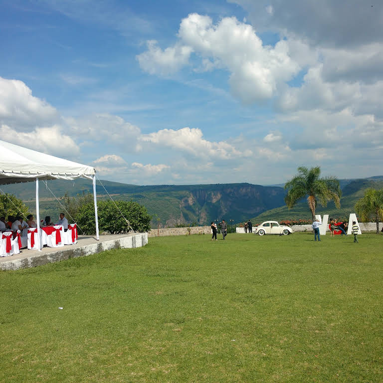 Terraza Vista Encantada Salón Para Eventos En Guadalajara