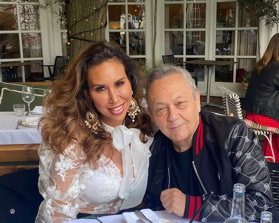 72-year-old West Ham co-owner, David Sullivan denies being engaged to 40-year-old Real Housewives Of Cheshire star Ampika Pickston