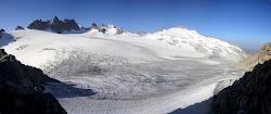 Glacier de Trient.