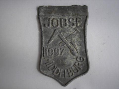 Naam: JobsePlaats: MiddelburgJaartal: 1997