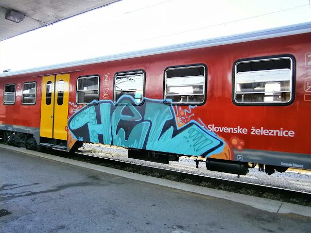 Slovenia s-train