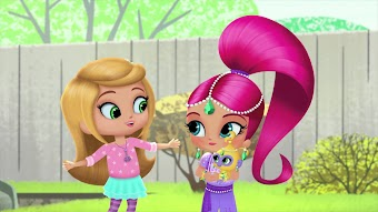 Shimmer And Shine Dream Dollhouse Episode Best House Interior Today