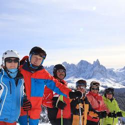 Dolomiti Skisafari - Alpe Lucia & Passo San Pellegrino