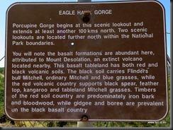 180508 004 Eaglehawk Gorge Near Hughenden