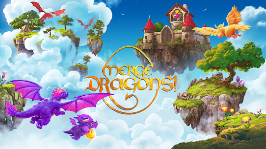Merge Dragons MOD APK 4.17.0 [Free Shopping + Unlocked] 6