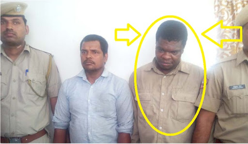 Meet The Naija Man Arrested For Duping Girls In India