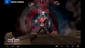 Homem-Formiga - Capitão América: Guerra Civil