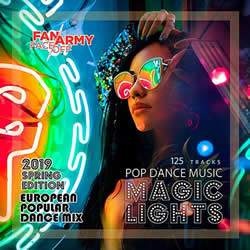 CD Magic Lights: European Pop Dance Mix (Torrent) download