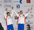 WPC 2012, Dubai, Podium France