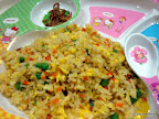 Egg fried rice for toddlers
