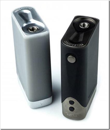 CIGGO Praxis Banshee Box Mod 1 thumb%25255B3%25255D - 【MOD】ドットLED「CIGGO PRAXIS VAPOR BANSHEE BOX MOD(バンシー)」レビュー。このレトロ&チープ感がたまらないワ!【温度管理TC/VW対応/電子タバコ】