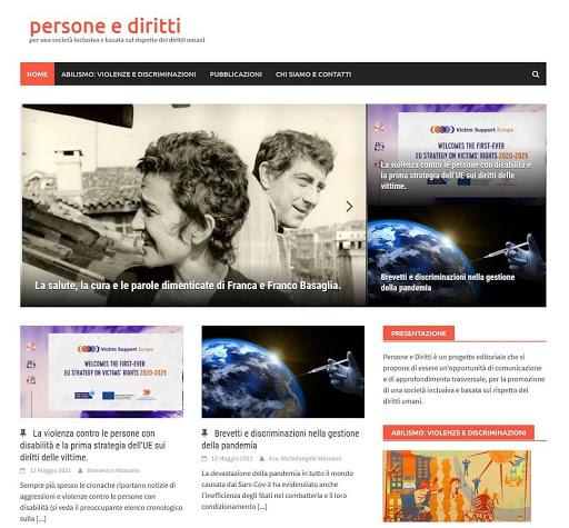 PERSONE E DIRITTI 02/2021