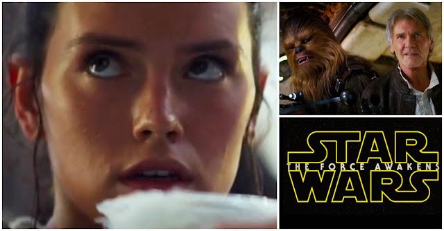 Trailer oficial de «Star Wars: Episódio VII - O Despertar da Força»