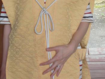 黄色い装束