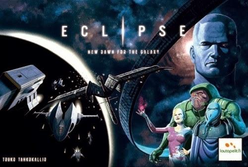 Eclipse, Eclips Dawn of the universe, Eclipse rise of the ancients, juegos de mesa, review, ciencia ficción, espacio profundo, Star Treck, Twilight Imperium Crying Grumpies