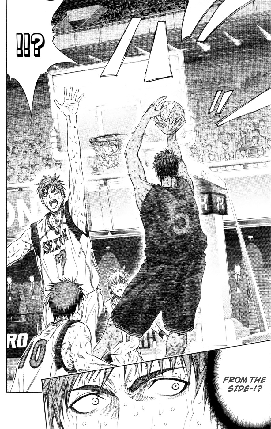 Kuroko no Basket Manga Chapter 132 - Image 05