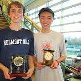 BU 15: Champion - Jack Bell (Wellesley, MA); Finalist - Sean Oen (Princeton Junction, NJ)