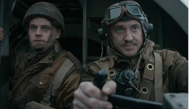 """Tom Felton esta no filme """"A Batalha Esquecida"""" da Netflix"""
