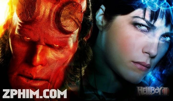 Ảnh trong phim Quỷ Đỏ 2: Binh Đoàn Địa Ngục - Hellboy 2: The Golden Army 1