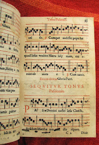 SEQVITUR TONUS Passionis.