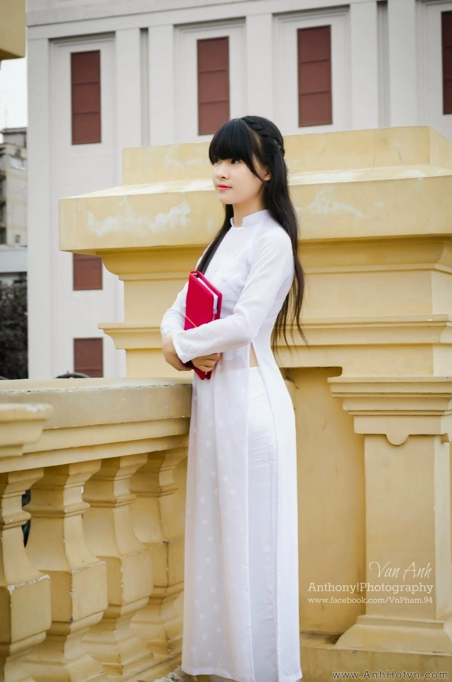 Phạm Quỳnh Vân Anh - Nữ sinh