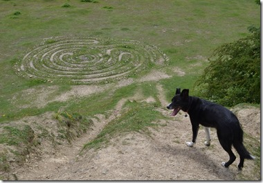7a labyrinth kirtlington quarry