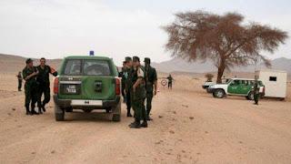 12 contrebandiers arrêtés à Tamanrasset et In Guezzam