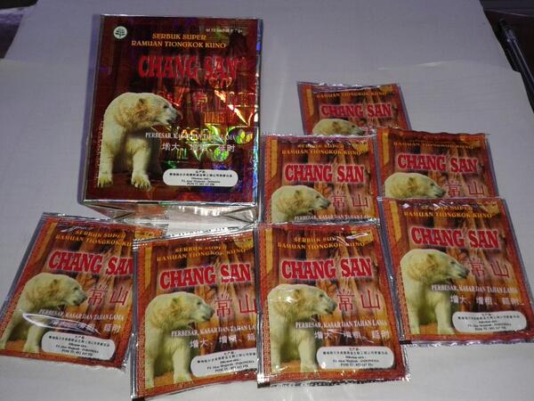 distributor obat kuat termurah chang san serbuk