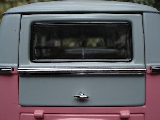 1962 Volkswagen Samba Bus