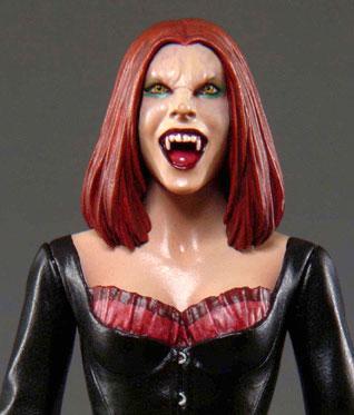 Vampire Willow Figure, Vampire Girls 1
