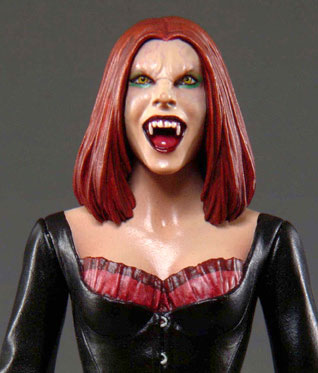 Vampire Willow Figure, Vampire Girls 1