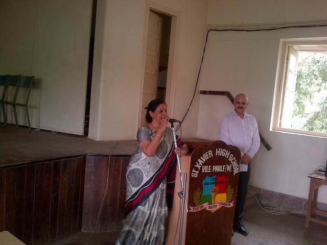 Vocational Guidance for 10th Standard Students of St. Xaviers High School, Vile Parle West, Mumbai - IMG-20120816-00128.jpg