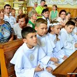 2013-06-22 Pielgrzymka dzieci komunijnych