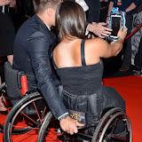 OIC - ENTSIMAGES.COM -  Callum Hall and Jade Jones at the  the BT Sport Industry Awards at Battersea Evolution, Battersea Park  in London 30th April 2015  Photo Mobis Photos/OIC 0203 174 1069