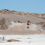 Vale da Lua -  Atacama, Chile