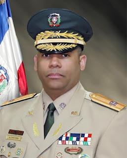 Resultado de imagen para mayor general Braulio A. Alcántara López