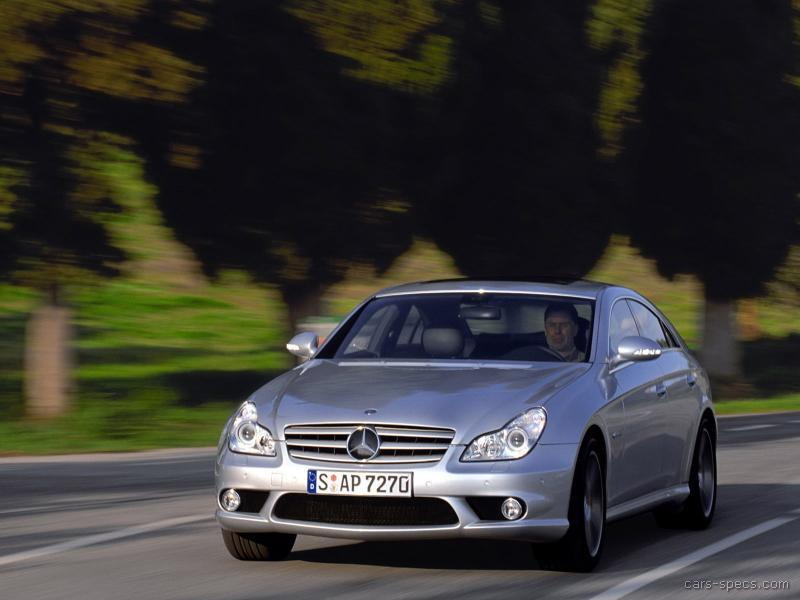 2007 mercedes benz cls class cls63 amg specifications. Black Bedroom Furniture Sets. Home Design Ideas