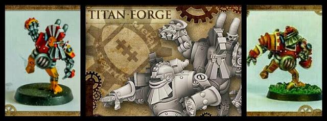 enanos Titan Forge