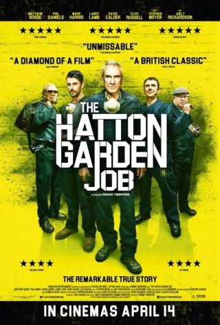 Băng Trộm Già Gân - The Hatton Garden Job (2017)