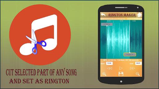 Rington Maker : MP3 Cutter
