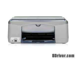 Download HP PSC 1315v All-in-One Printer drivers and install