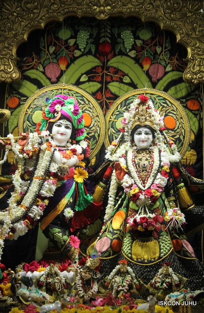 ISKCON Juhu Sringar Deity Darshan on 4th June 2016 (7)
