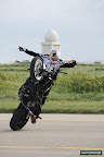 World Stunt Riding Champion, Chris Pfeiffer