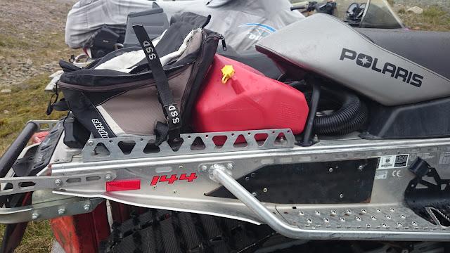 Yamaha Nytro Fuel Caddies