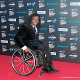 WWW.ENTSIMAGES.COM -    Ade Adepitan at      BT Sport Industry Awards at Battersea Evolution, Battersea Park, London May 2nd 2013                                                  Photo Mobis Photos/OIC 0203 174 1069