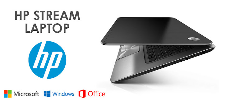 HP Stream Notebook PC, Windows Netbook Tandingan Chromebook
