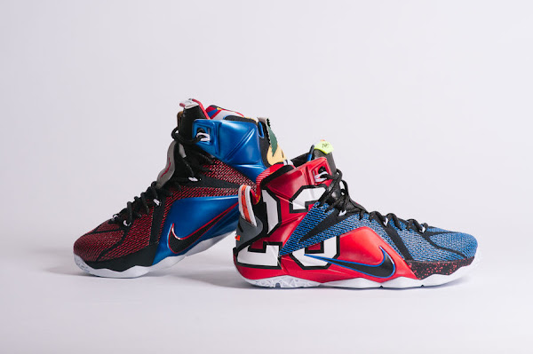 A Super Detailed Look at Nikes What The LeBron 12